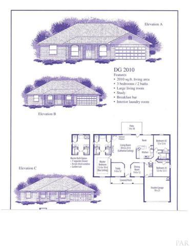 4839 Legacy St, Milton, FL 32570 (MLS #550760) :: ResortQuest Real Estate