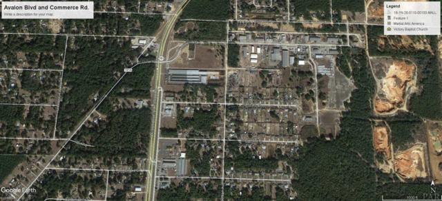 0 Avalon Blvd, Milton, FL 32583 (MLS #550824) :: ResortQuest Real Estate