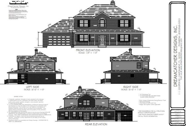 805 Shadow Ridge Dr, Pensacola, FL 32514 (MLS #551944) :: Connell & Company Realty, Inc.