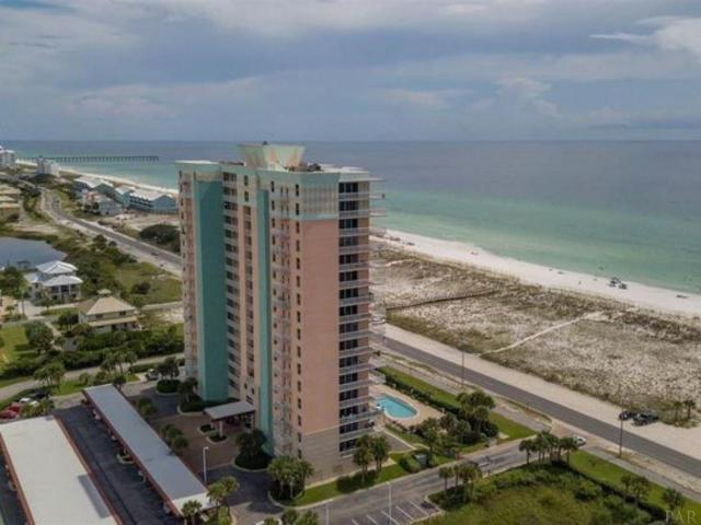 800 Ft Pickens Rd #1403, Pensacola Beach, FL 32561 (MLS #551985) :: ResortQuest Real Estate