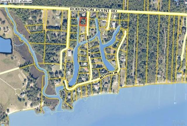 Lot 8 Waterview Dr, Milton, FL 32583 (MLS #552000) :: Coldwell Banker Coastal Realty