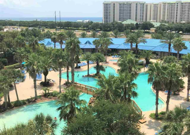 4207 Indian Bayou Trl #2609, Destin, FL 32541 (MLS #552147) :: Levin Rinke Realty