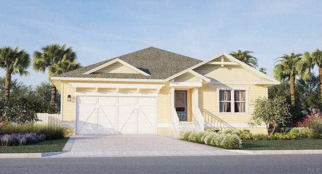 603 Clubhouse Ter, Pensacola, FL 32507 (MLS #552377) :: Levin Rinke Realty