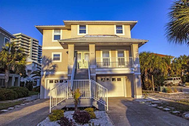 13 E Galvez Ct, Pensacola Beach, FL 32561 (MLS #552401) :: Levin Rinke Realty