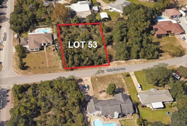 Lot 53 Bal Alex Ave, Gulf Breeze, FL 32563 (MLS #552525) :: Levin Rinke Realty