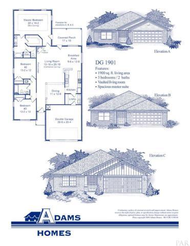 2095 Bergren Rd, Gulf Breeze, FL 32563 (MLS #552647) :: Levin Rinke Realty