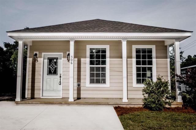 506 N D St, Pensacola, FL 32501 (MLS #552749) :: ResortQuest Real Estate