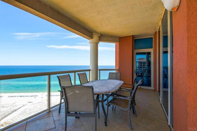 1 Portofino Dr #2007, Pensacola Beach, FL 32561 (MLS #552933) :: ResortQuest Real Estate