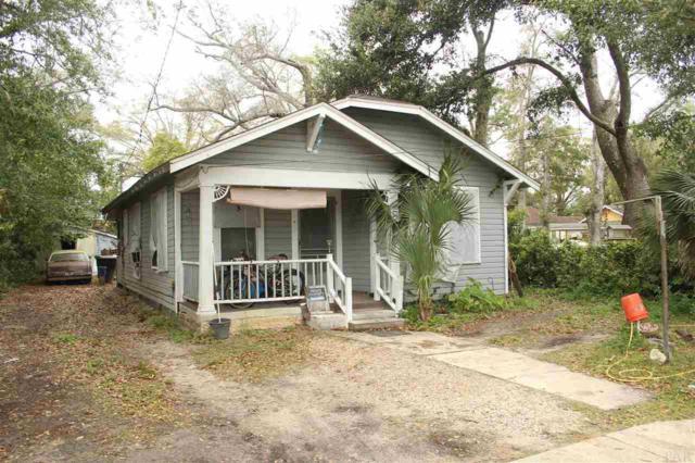 815 N S St, Pensacola, FL 32505 (MLS #553339) :: ResortQuest Real Estate