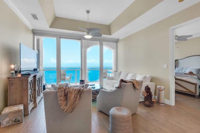 1 Portofino Dr #2105, Pensacola Beach, FL 32561 (MLS #553663) :: ResortQuest Real Estate