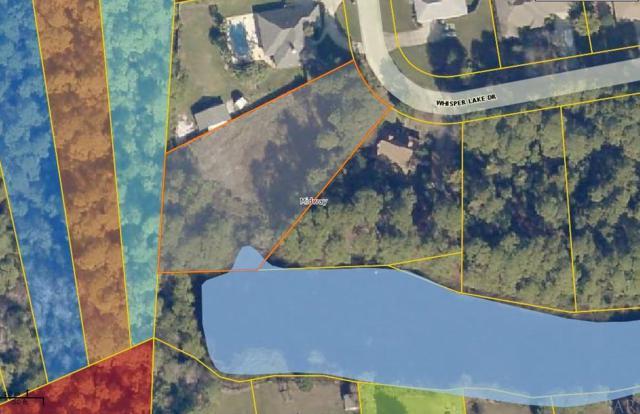 2883 Whisper Lake Dr, Gulf Breeze, FL 32563 (MLS #553833) :: Levin Rinke Realty