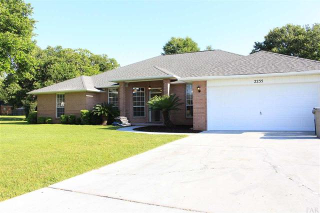2235 Dovefield Dr, Pensacola, FL 32534 (MLS #554387) :: ResortQuest Real Estate