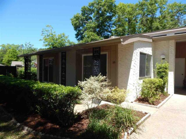 3400 Wimbledon Dr #18, Pensacola, FL 32504 (MLS #554399) :: ResortQuest Real Estate