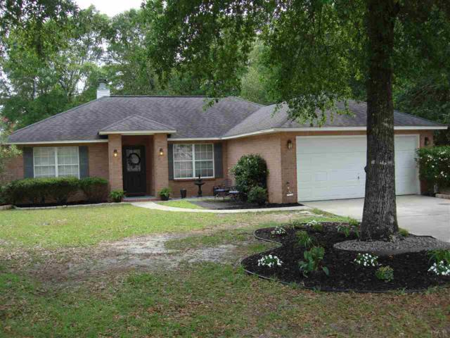 5119 Goshawk Dr, Milton, FL 32570 (MLS #554494) :: ResortQuest Real Estate