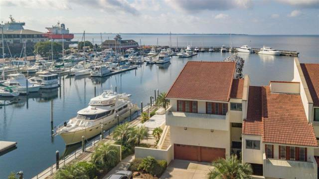 1 Port Royal Way, Pensacola, FL 32502 (MLS #554966) :: ResortQuest Real Estate
