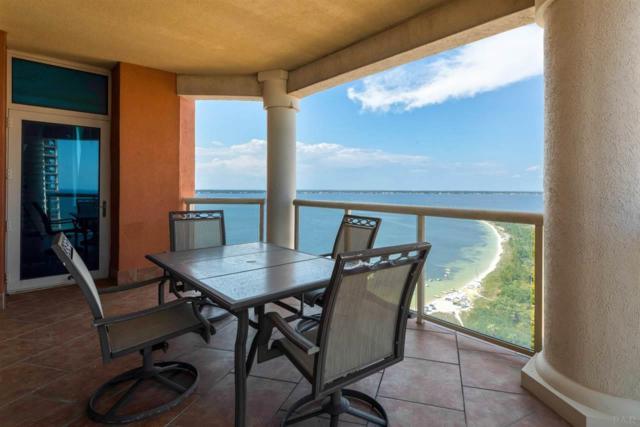 4 Portofino Dr #1604, Pensacola Beach, FL 32561 (MLS #555005) :: ResortQuest Real Estate