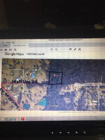 1000 Well Line Rd, Cantonment, FL 32533 (MLS #555368) :: ResortQuest Real Estate
