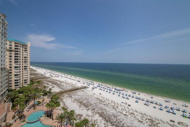 13621 Perdido Key Dr 1101W, Perdido Key, FL 32507 (MLS #555467) :: The Kathy Justice Team - Better Homes and Gardens Real Estate Main Street Properties