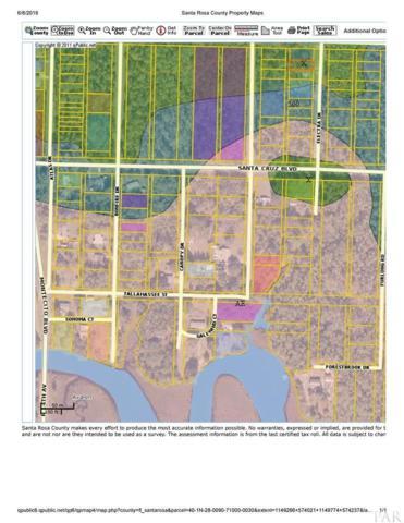 blk708lot37to40 Furlong Ct, Milton, FL 32583 (MLS #555710) :: ResortQuest Real Estate