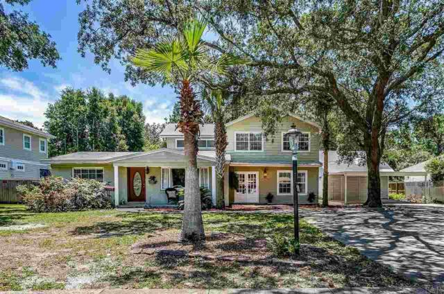 423 Fairpoint Dr, Gulf Breeze, FL 32561 (MLS #555784) :: Levin Rinke Realty