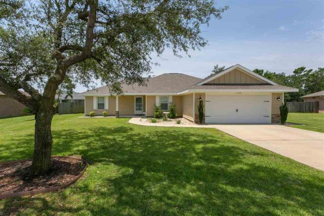 1399 Joseph Cir, Gulf Breeze, FL 32563 (MLS #555820) :: Levin Rinke Realty