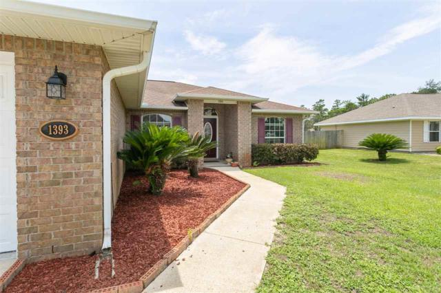 1393 Joseph Cir, Gulf Breeze, FL 32563 (MLS #555823) :: Levin Rinke Realty
