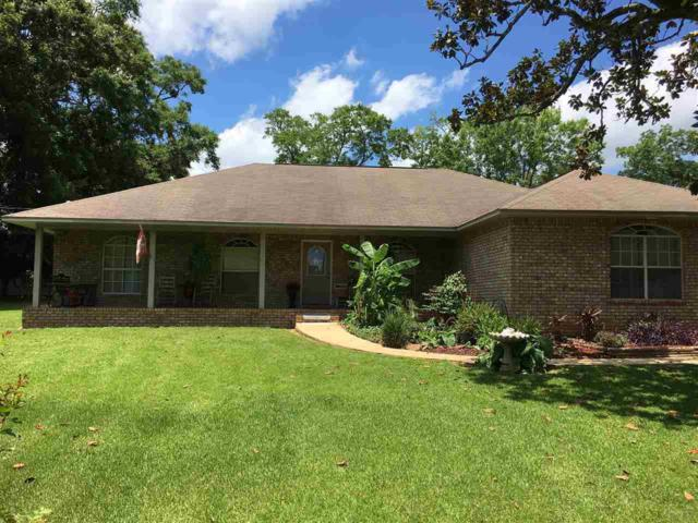 496 Williams Ditch Rd, Cantonment, FL 32533 (MLS #555843) :: Levin Rinke Realty