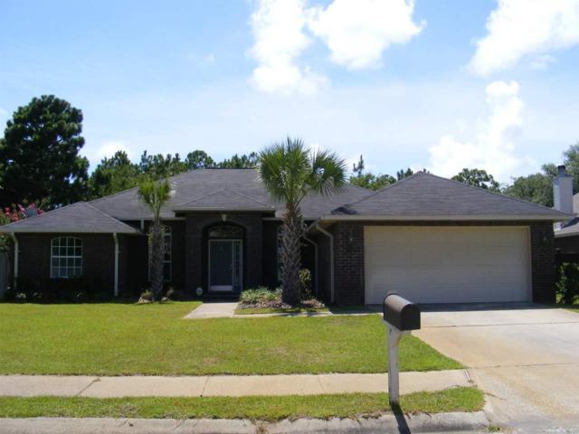 1613 Champagne Ave, Gulf Breeze, FL 32563 (MLS #555947) :: Levin Rinke Realty