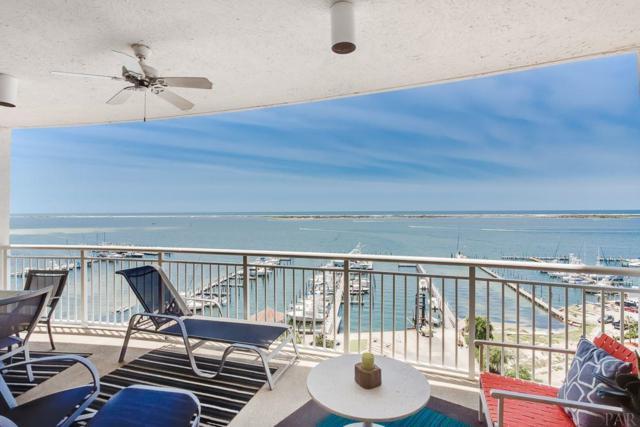 10099 Nelle Ave #1007, Pensacola, FL 32507 (MLS #555986) :: ResortQuest Real Estate