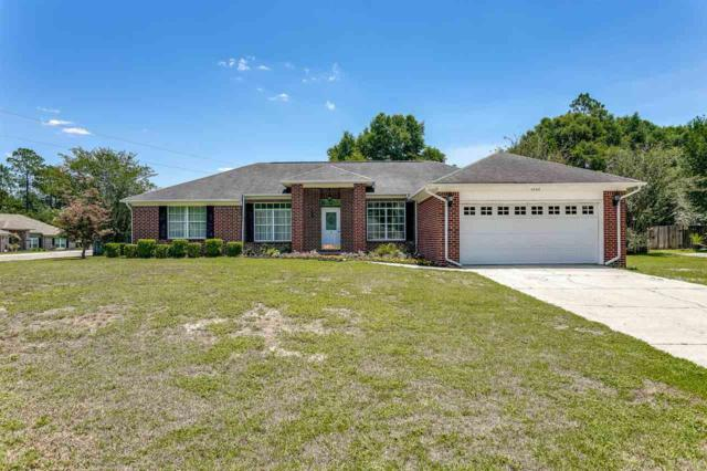 5546 Whispering Woods Dr, Pace, FL 32571 (MLS #556001) :: Fishwater Real Estate