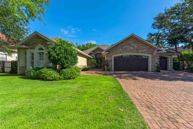 5302 Woodlake Tr, Gulf Breeze, FL 32563 (MLS #556002) :: Levin Rinke Realty