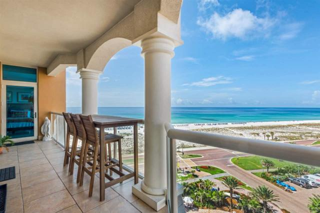 3 Portofino Dr #802, Pensacola Beach, FL 32561 (MLS #556050) :: ResortQuest Real Estate