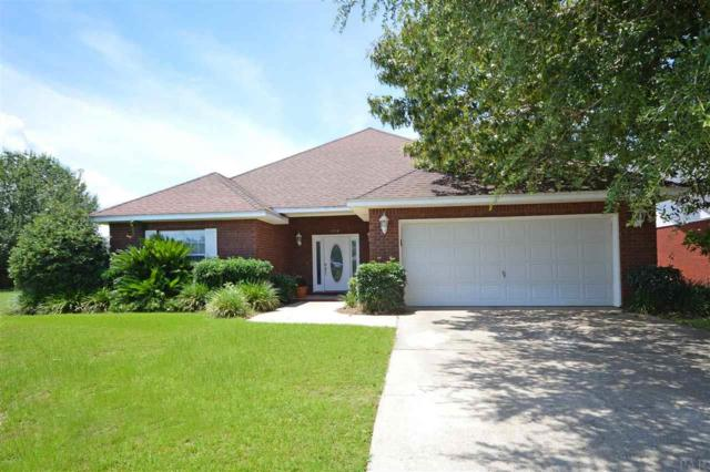 5764 Cobble Creek Dr, Pace, FL 32571 (MLS #556075) :: Levin Rinke Realty