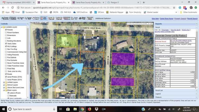 L2&3 B698 Bonfire Dr, Milton, FL 32583 (MLS #556158) :: ResortQuest Real Estate