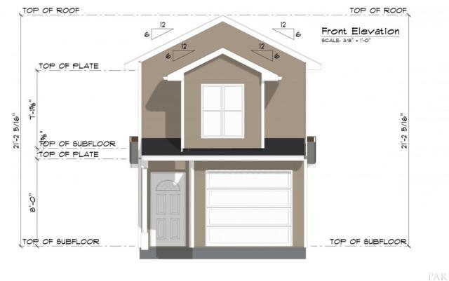 3218 Atlas Dr, Milton, FL 32583 (MLS #556185) :: ResortQuest Real Estate
