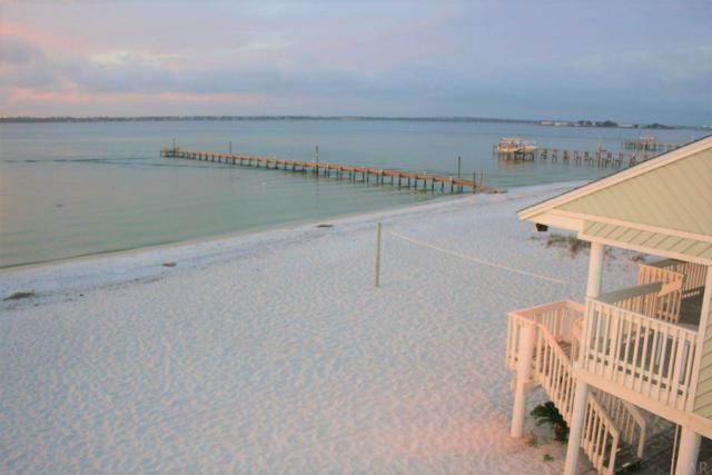 1100 Ft Pickens Rd E-1, Pensacola Beach, FL 32561 (MLS #556726) :: ResortQuest Real Estate