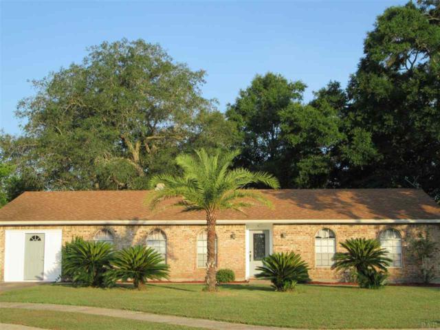 4203 Burtonwood Dr, Pensacola, FL 32514 (MLS #557105) :: ResortQuest Real Estate