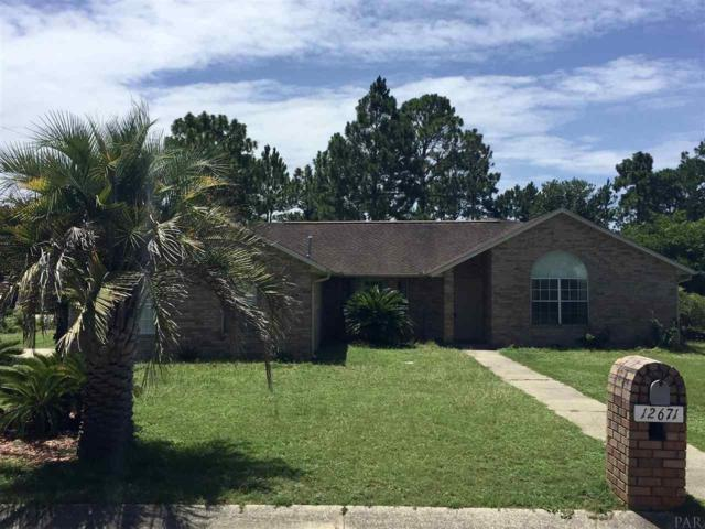 12671 Molale Dr, Pensacola, FL 32507 (MLS #557375) :: ResortQuest Real Estate