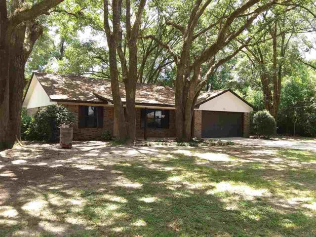 4504 Morningside Ln, Milton, FL 32583 (MLS #557436) :: ResortQuest Real Estate
