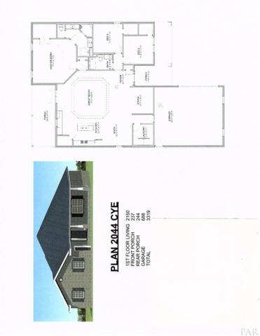 6260 Saufley Pines Rd, Pensacola, FL 32526 (MLS #557530) :: Levin Rinke Realty