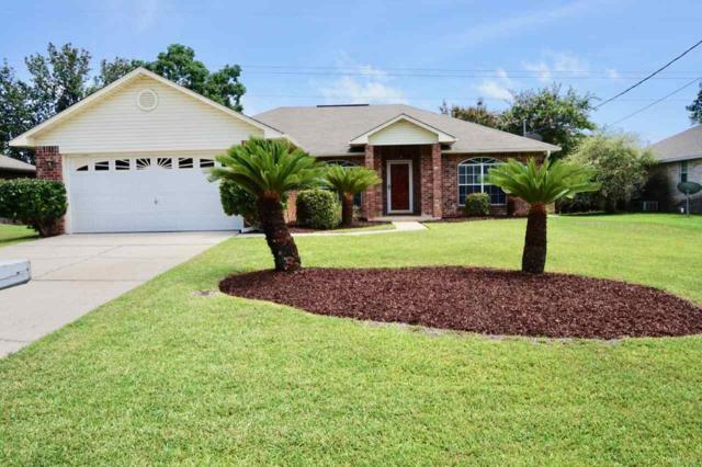 4955 Elea Calle Ln, Gulf Breeze, FL 32563 (MLS #557788) :: ResortQuest Real Estate