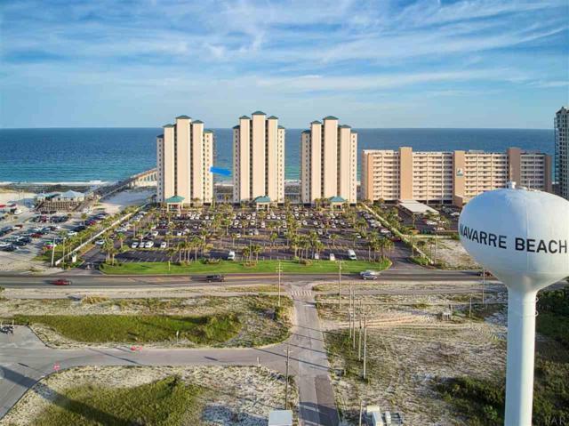 8575 Gulf Blvd #601, Navarre Beach, FL 32566 (MLS #557822) :: Levin Rinke Realty