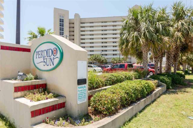 13753 Perdido Key Dr #1012, Pensacola, FL 32507 (MLS #557828) :: Levin Rinke Realty