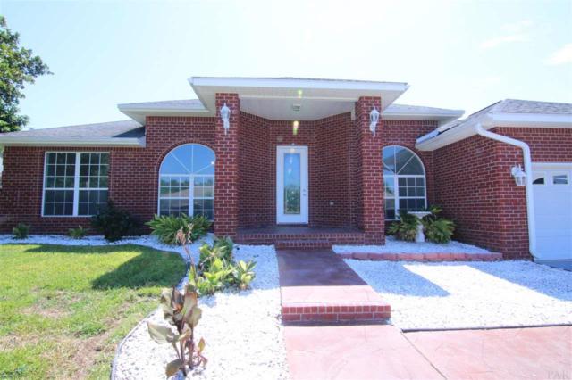 1610 Woodlawn Way, Gulf Breeze, FL 32563 (MLS #558616) :: Levin Rinke Realty