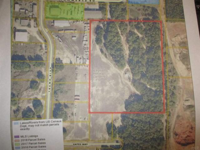 000 Commerce Rd, Milton, FL 32583 (MLS #558653) :: Levin Rinke Realty