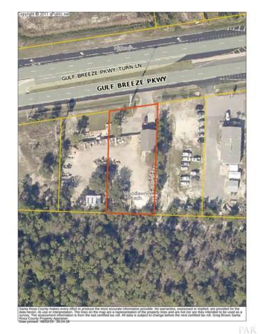 5177 Gulf Breeze Pkwy, Gulf Breeze, FL 32563 (MLS #558727) :: Levin Rinke Realty