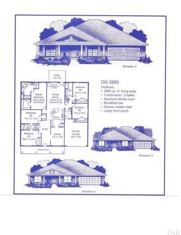 5646 W Spencer Field Rd, Pace, FL 32571 (MLS #560744) :: Levin Rinke Realty