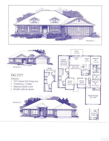 5642 W Spencer Field Rd, Pace, FL 32571 (MLS #560811) :: Connell & Company Realty, Inc.