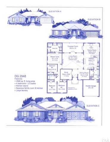 5361 Moose Rd, Milton, FL 32570 (MLS #560875) :: Levin Rinke Realty