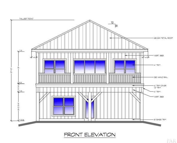 5414 Wolfhead Ave, Orange Beach, AL 36561 (MLS #560962) :: ResortQuest Real Estate
